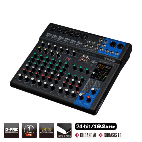 Yamaha MG12XUK Digital Mixing console