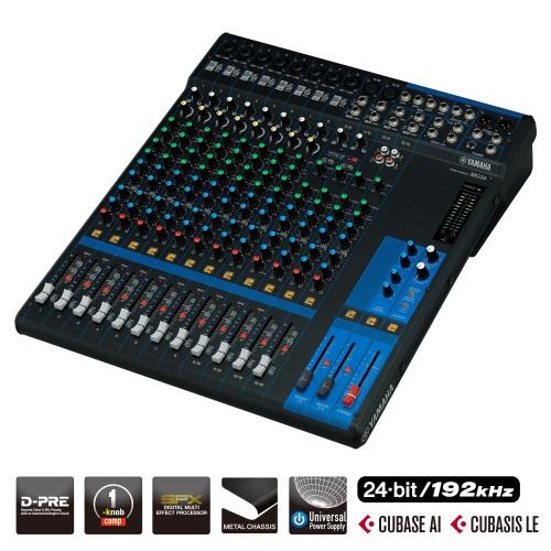 Yamaha MG16 XU Digital Mixing console