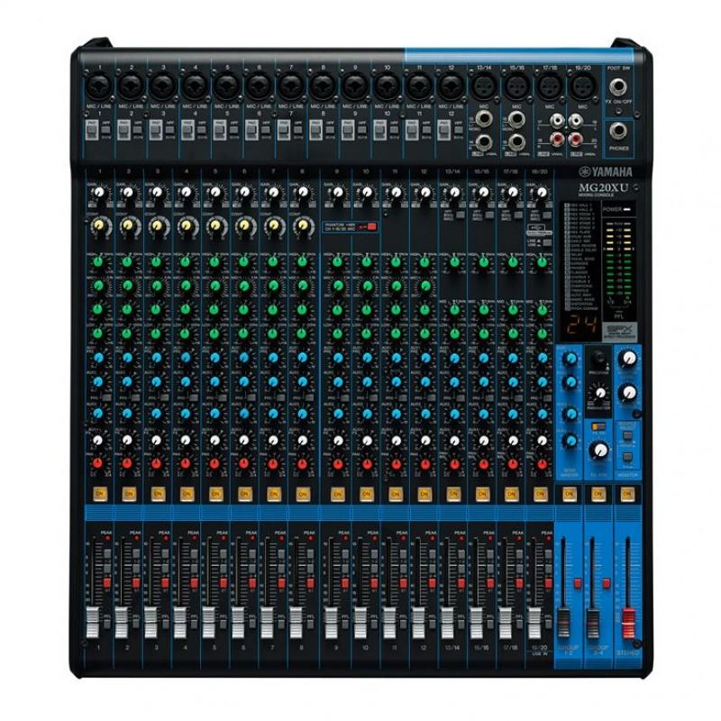 Yamaha MG20XU Digital Mixing console