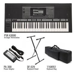 Yamaha PSR A3000 Oriental Keyboard Bundl...