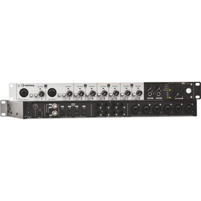 Steinberg UR824 - USB 2.0 Digital Audio Interface
