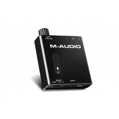 M-Audio Bass Traveler   Ultra-Portable B...