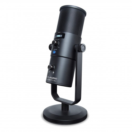 M-Audio Uber Mic - USB Microphone with H...