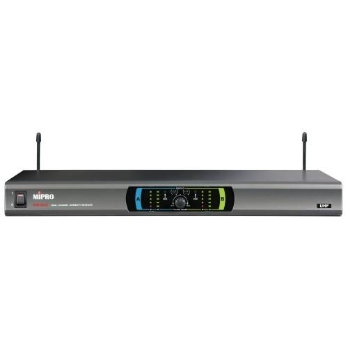 MIPRO 1-rack Dual-channel Diversity Rece...
