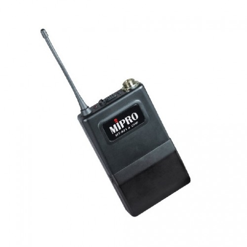 MIPRO Body Pack Transmitter with mini-XL...