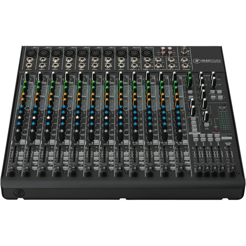 Mackie 1642VLZ4 16 Channel Compact 4 bus...