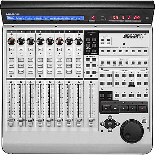 Mackie MCU Pro 8 channel Control Surface...