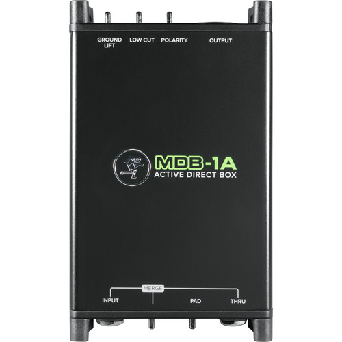 Mackie MDB 1A Active Direct Box