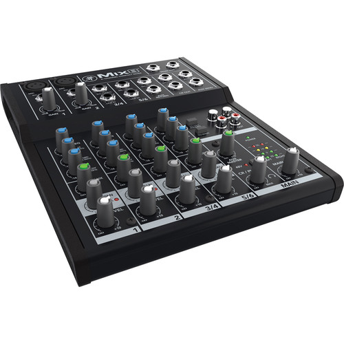 Mackie Mix8 UK 8 channel Compact Mixer
