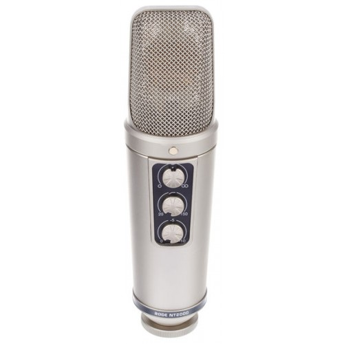 Rode NT2000 Studio Microphone