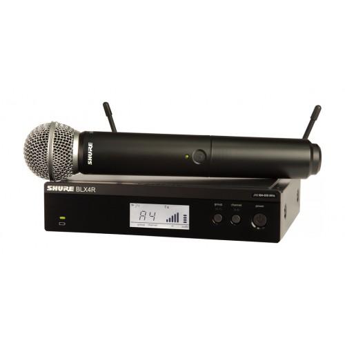 Shure BLX24R/SM58 Handheld Wireless Syst...