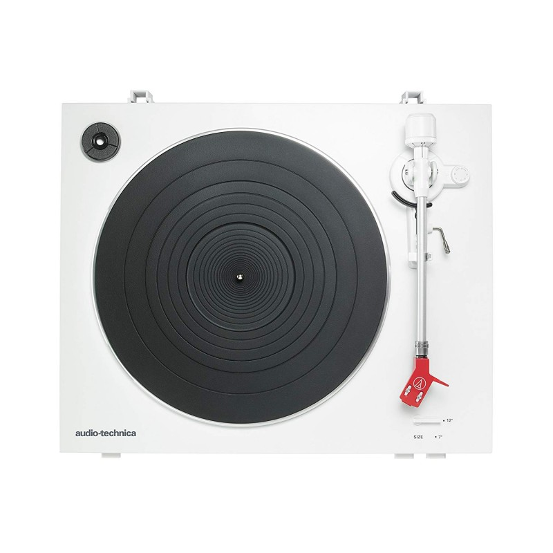 Audio Technica AT-LP60 BK + SP121BK Turntable