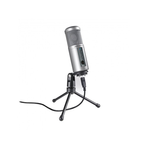 Audio Technica ATR2500 USB Condenser Mic...