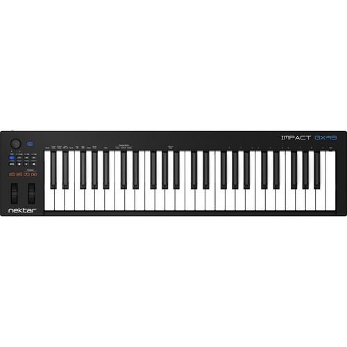 Nektar Technology GX49 - USB MIDI Keyboa...