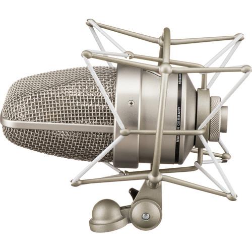 Neumann KM 185 MT Microphone (Matte Blac...