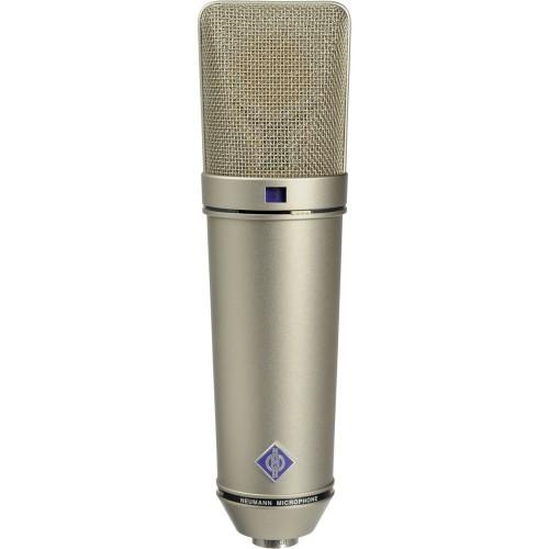 Neumann U 87 Ai Condenser Microphone (Ni...