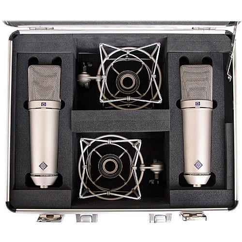 Neumann U 87 Ai Condenser Microphone (St...