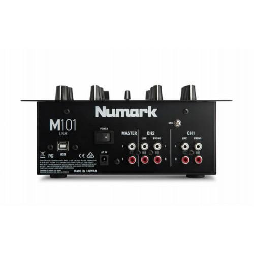 Numark M101USBBLACK 2-Channel All Purpos...