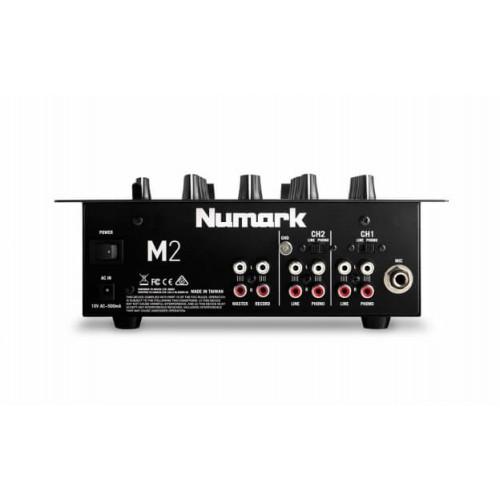 Numark M2BLACK 2-Channel Scratch Mixer