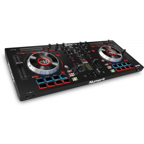 Numark Mixtrack Platinum DJ Controller W...