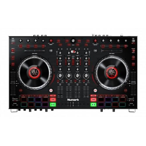 Numark NS6II 4-Channel Premium DJ Contro...