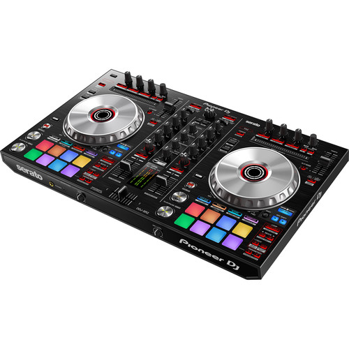 Pioneer DDJ-SR2 Portable 2-channel Contr...