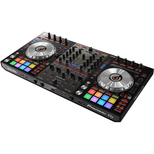 Pioneer DDJ-SX3 4-channel DJ Controller ...