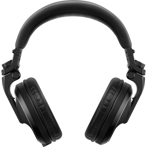Pioneer HDJ-X5-K Over-ear DJ Headphones ...