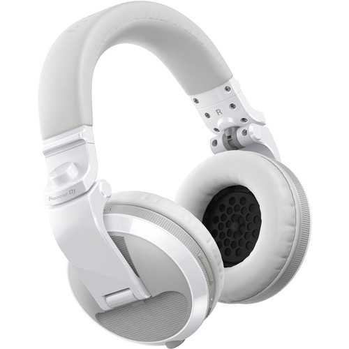 Pioneer HDJ-X5BT-W Over-ear DJ Headphone...