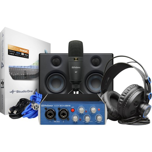 PreSonus AudioBox 96 Studio Ultimate Del...