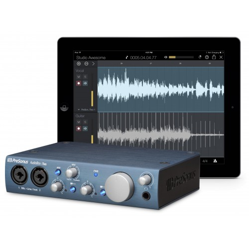 PreSonus AudioBox iTwo USB/iPad Audio In...