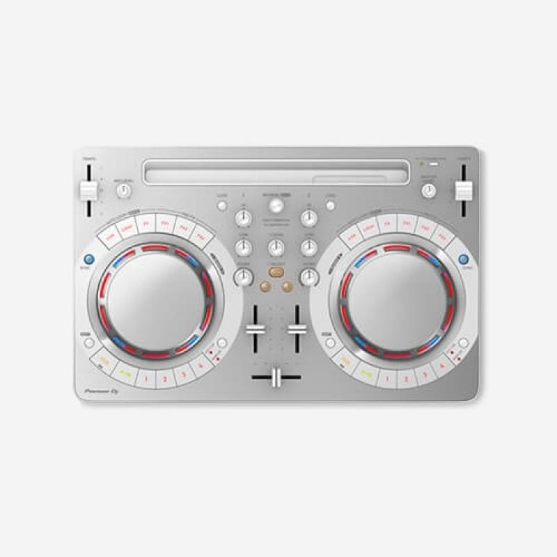 Pioneer DJ Controller DDJ-WEGO4-White