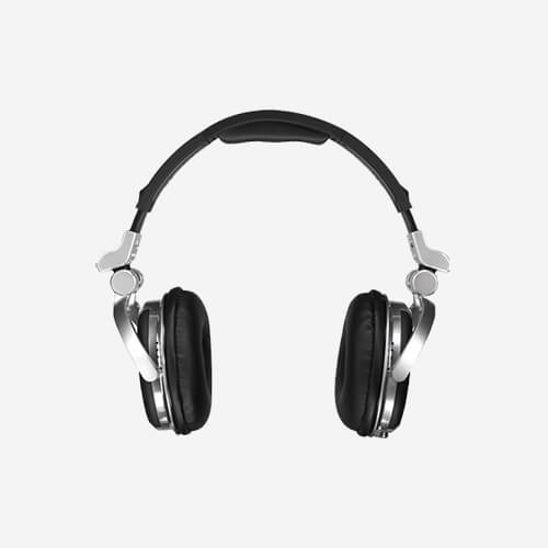 Pioneer DJ Headphones HDJ-1500-S