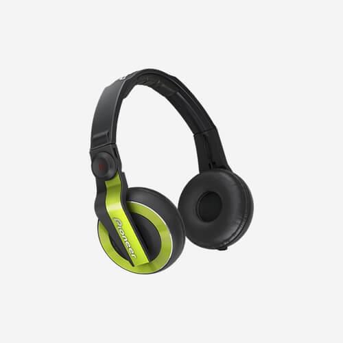 Pioneer DJ Headphones HDJ-500-G