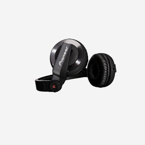 Pioneer DJ Headphones HDJ-500-K
