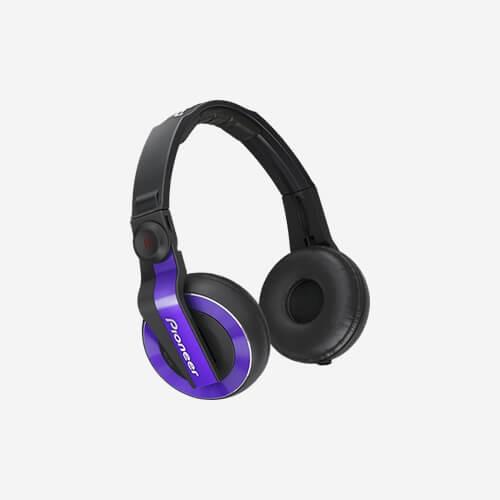 Pioneer DJ Headphones HDJ-500-V