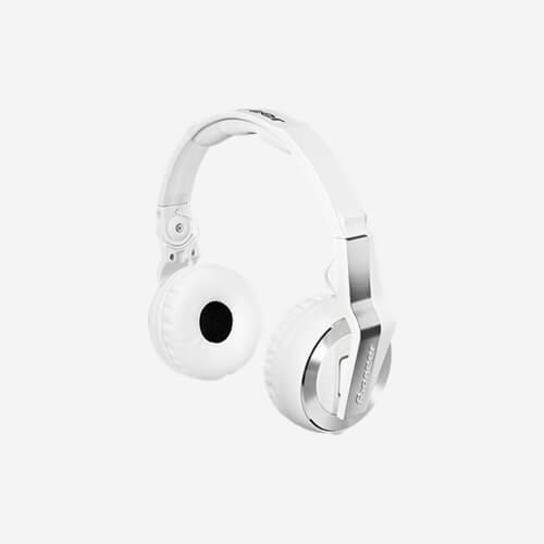 Pioneer DJ Headphones HDJ-500-W