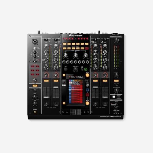 Pioneer DJ Mixer DJM-2000NXS