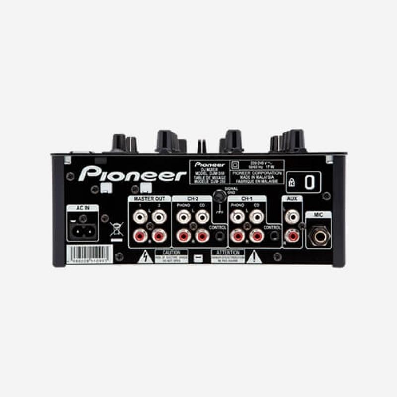 Pioneer DJ Mixer DJM-350