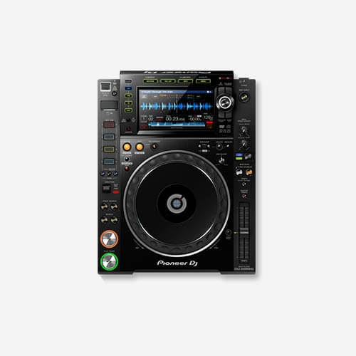 Pioneer DJ Multi-Player CDJ-2000NXS2