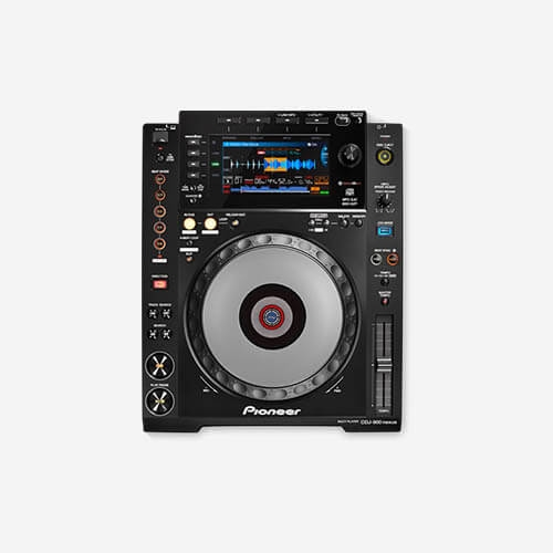 Pioneer Pro-DJ Multi-Player CDJ-900NXS