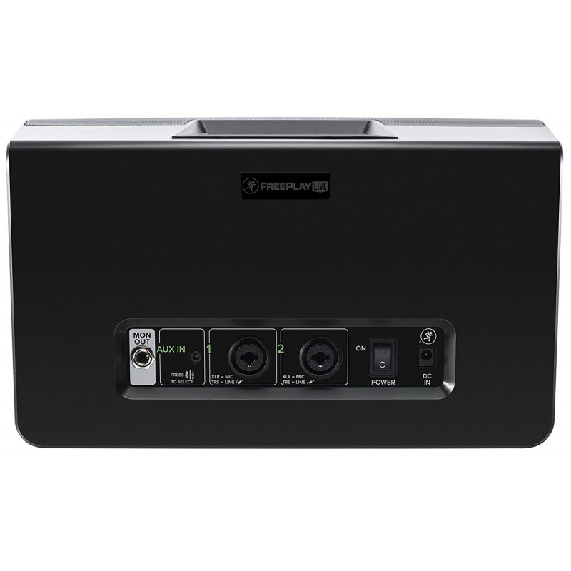 Mackie FreePlay LIVE Personal PA with Bluetooth