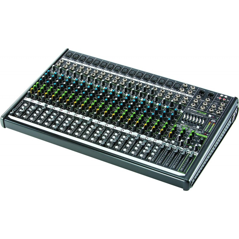 Mackie ProFX22v2 Mixer with USB and Effects