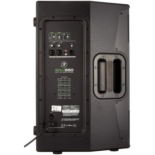 "Mackie SRM550 1600W 12"" Powered Spe..."
