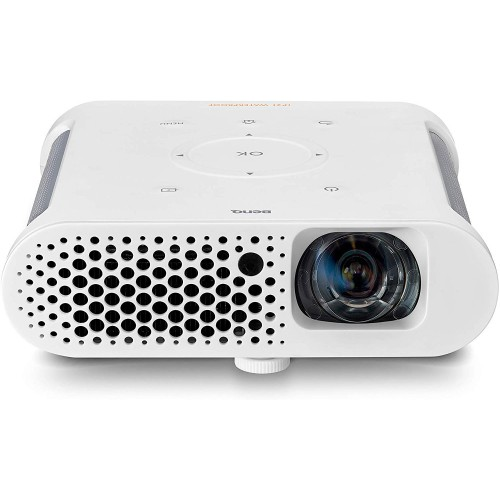 BenQ GS1 LED Portable Projector for outd...