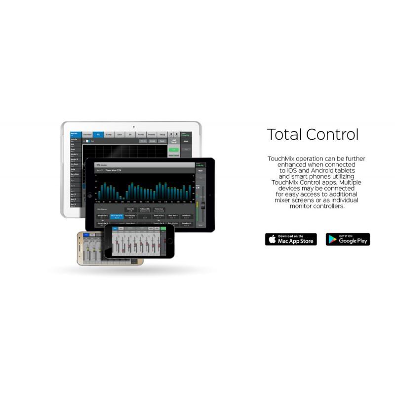 QSC Touchmix 30Pro digital Mixer
