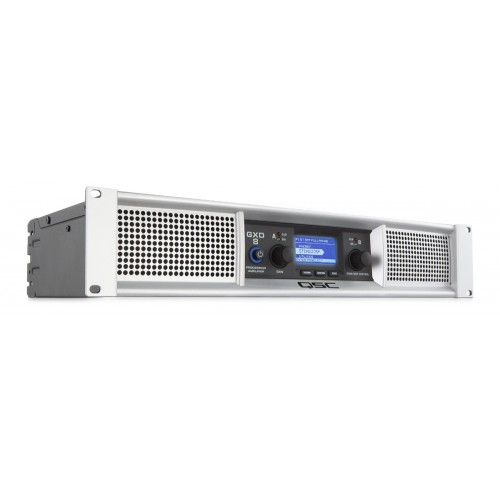 QSC GXD-8 Power Amplifier