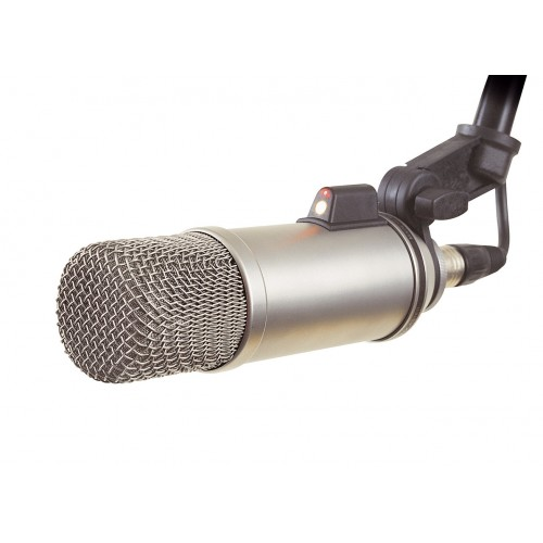 Rode BROADCASTER cardioid end-address co...