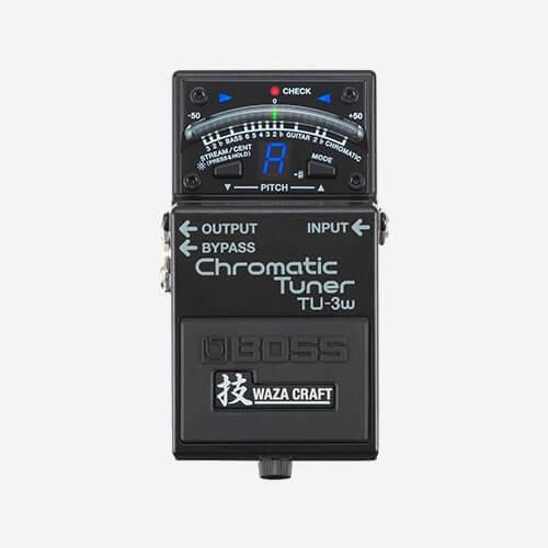 Boss Chromatic Tuner TU-3W