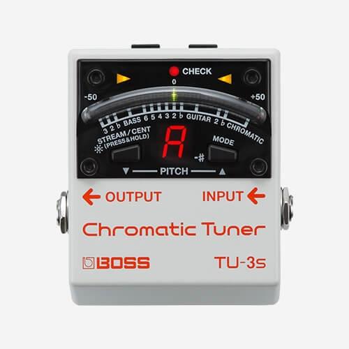 Boss Chromatic Tuner TU-3S